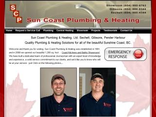 Sun Coast Plumbing & Heating