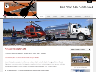 Airspan Helicopters