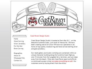 Coast Raven Studio