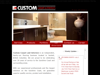 Custom Carpets