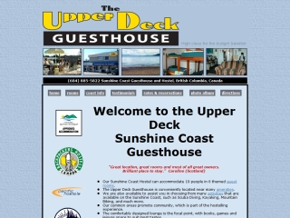 Upper Deck Guest House