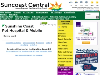 Sunshine Coast Pet Hospital & Mobile