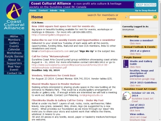 Coast Cultural Alliance
