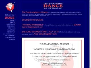 Coast Dance