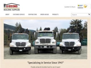 Gibsons Building Supplies  (Sechelt)