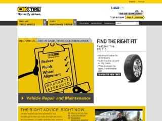 OK Tire Store Sechelt