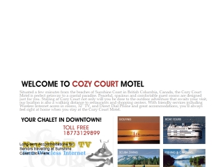 Cozy Court Motel