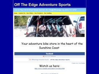 Off The Edge Adventure Sports