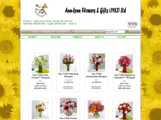 Ann-Lynn Flowers