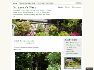 Cottager's Wife