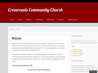 XRoads Community Church
