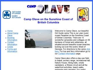 Camp Olave