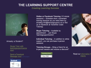 The Learning Support Centre