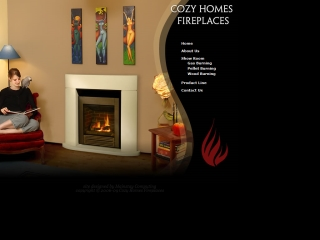 Cozy Homes Fireplaces