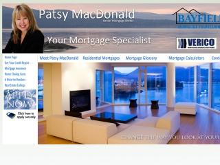 Patsy MacDonald Mortgage Broker