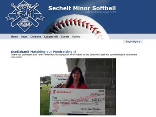 Sechelt Minor Softball Association