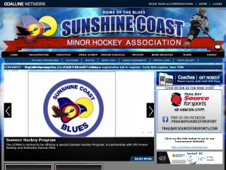 Sunshine Coast Minor Hockey Association