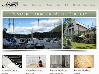Pender Harbour Music Society