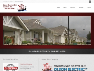 Olson Electric Ltd.