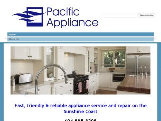 Pacific Appliance