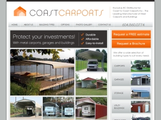 Coastcarports.ca