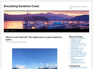 Everything Sunshine Coast
