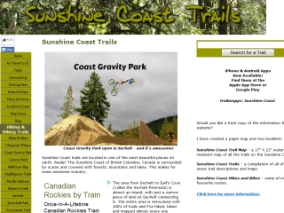 Sunshinecoast Trails