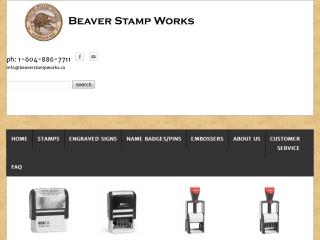 Beaver Stamp Works