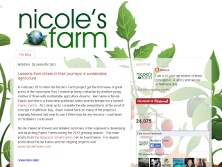 Nicole's Farm