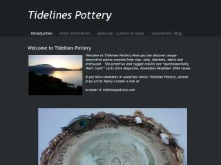 Tidelines Pottery