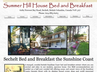 Summer Hill House Bed And Breakfast