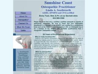 Midcoast Osteopathy & Back Care Clinic