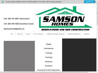 Samson Homes