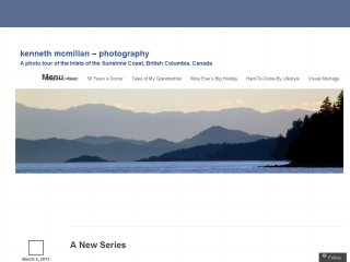 kenneth mcmillan – photography