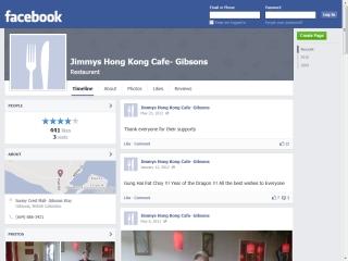 Jimmy's Hong Kong Cafe