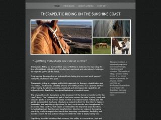Therapeutic Riding on the Sunshine Coast (TROTSC)