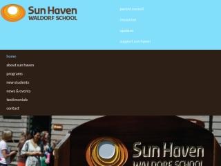 Sun Haven Waldorf School