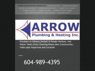 Arrow Plumbing and Heating Inc.