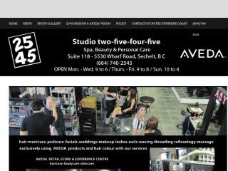 Studio 2545 Salon & Spa