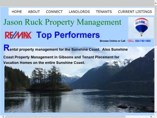 Jason Ruck Property Management