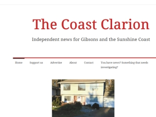 Coast Clarion - Independent News