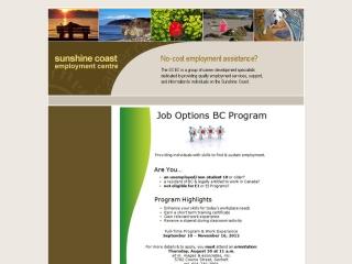 Sunshine Coast Employment Service