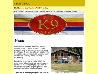 The K9 Club