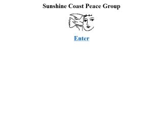 Sunshine Coast Peace Group