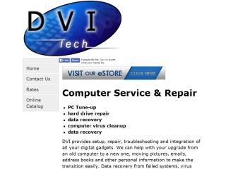 DVI Tech Company