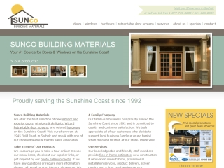 Sunco Recycled Building Materials