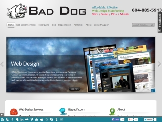 Bad Dog Design