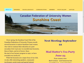 Canadian Federation of University Women
