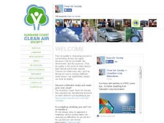 Sunshine Coast Clean Air Society