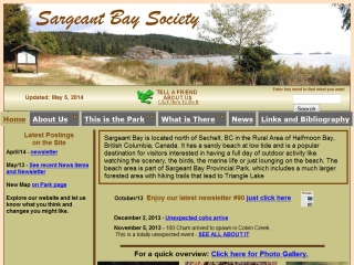 Sargeant Bay Society
